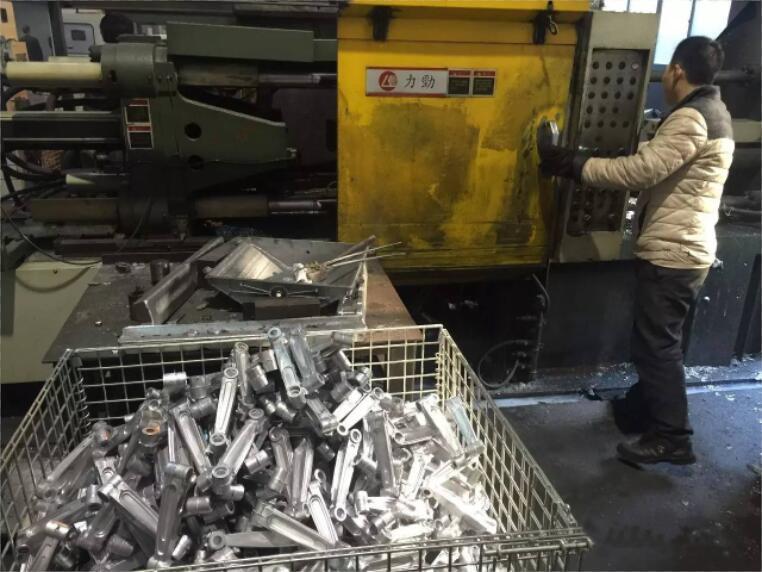 FS413压铸模具钢成功案例