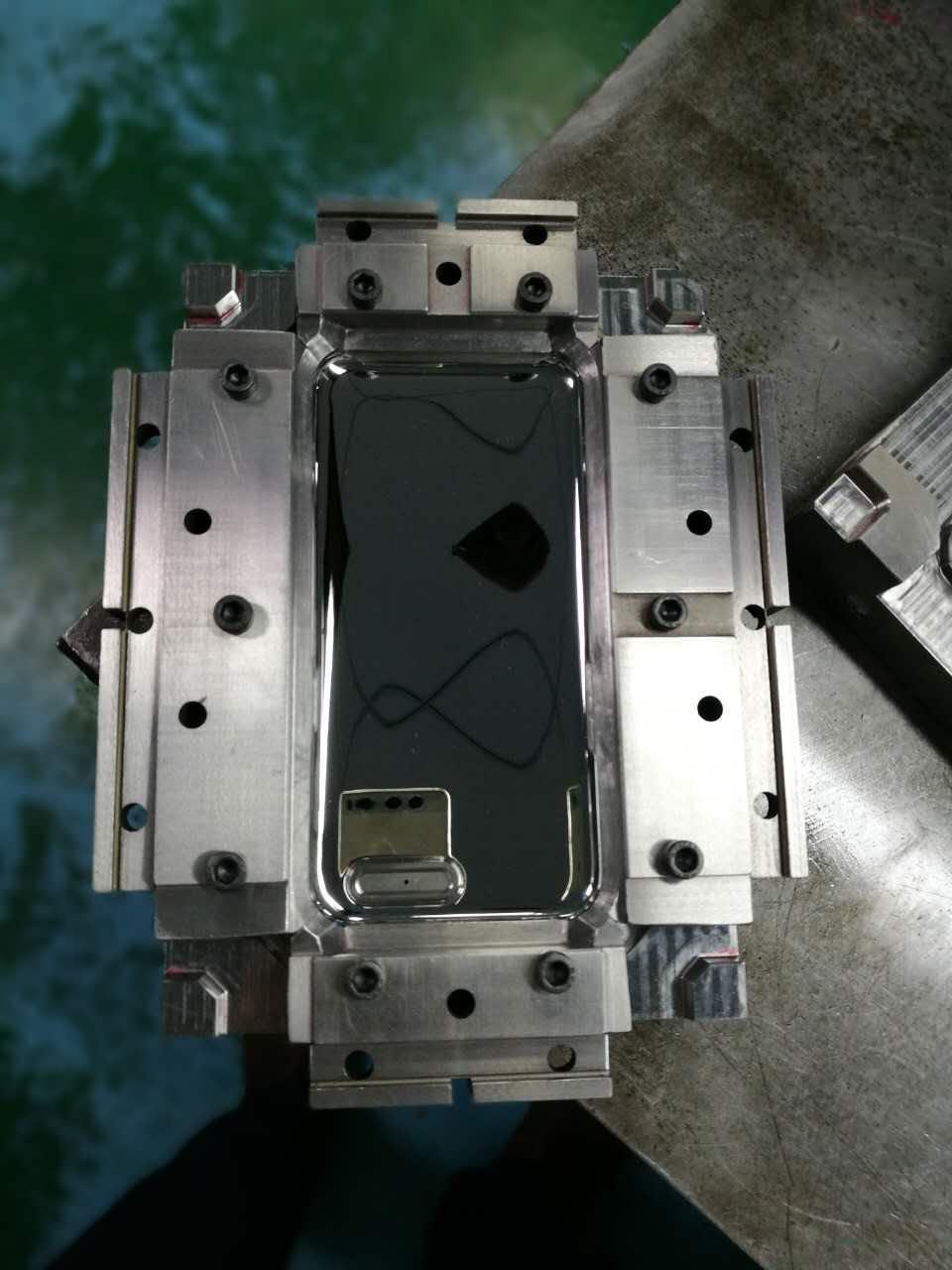 日本大同NAK80塑胶模具钢成功案例