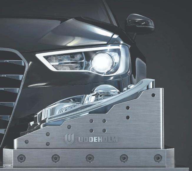 金华洲汽车照明系统