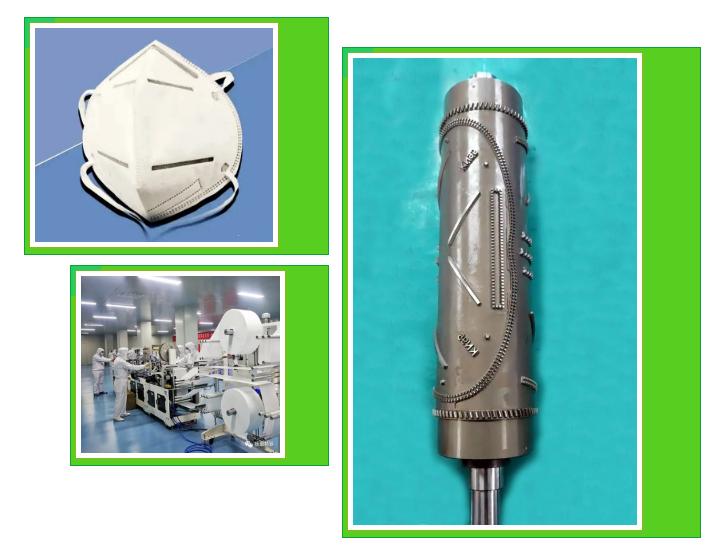 """抚顺特钢正在加急生产""""KN95口罩钢""""SKD11、D2和DC53"""