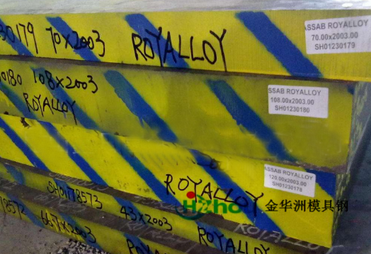 RoyAlloy